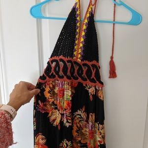 Dance and marvel maxi dress